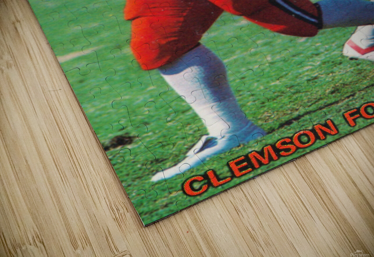 1983 Clemson Pride HD Sublimation Metal print