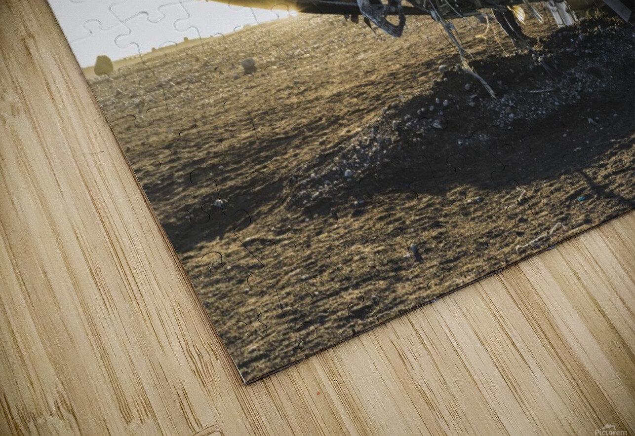 Solheimasandur Plane Crash Southern Region Iceland HD Sublimation Metal print