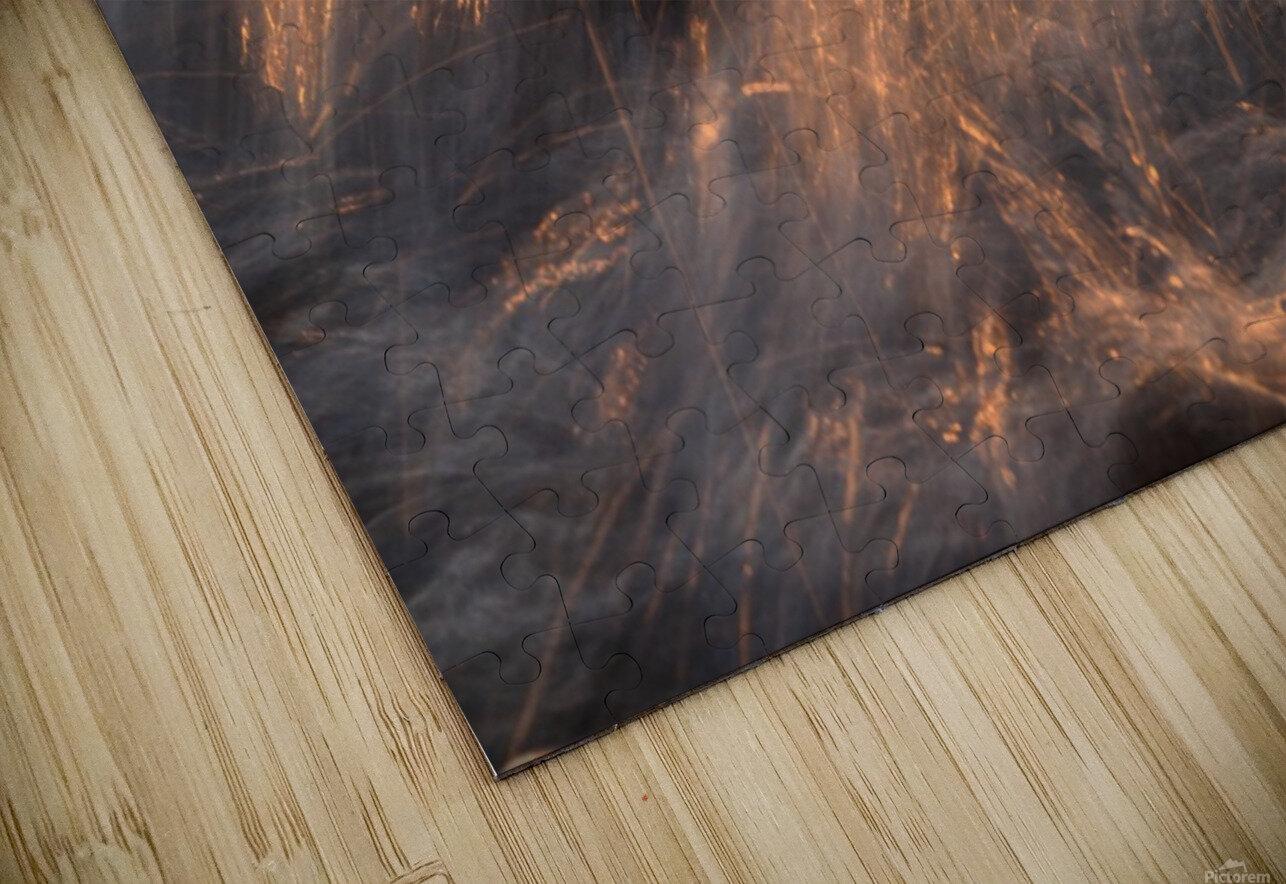 Lake Erie waves 7 HD Sublimation Metal print