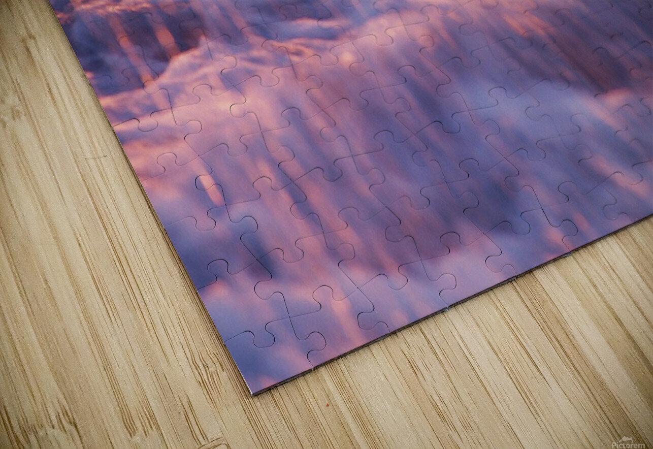 Lake Erie waves 3 HD Sublimation Metal print