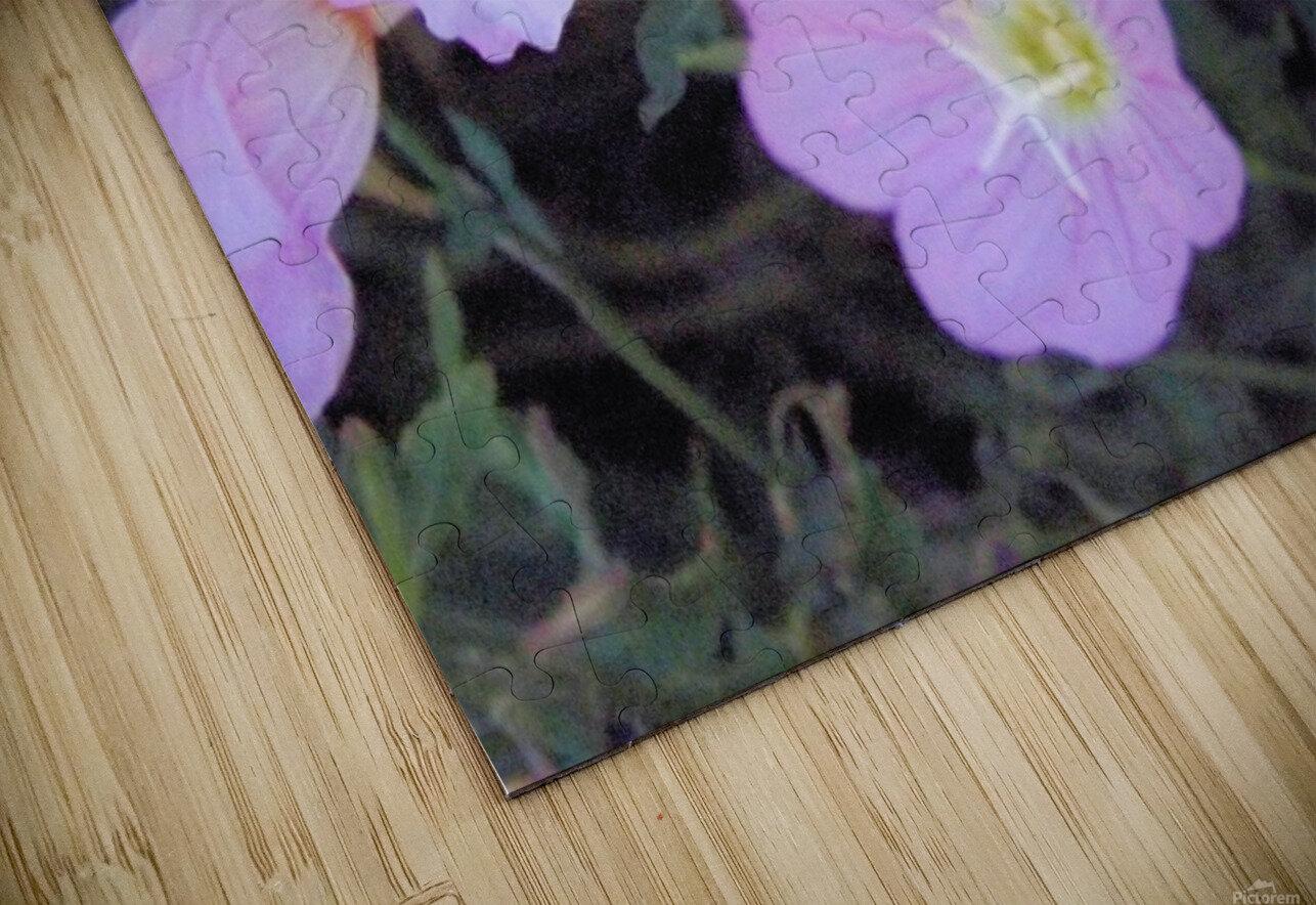 Flowers Impression de sublimation métal HD