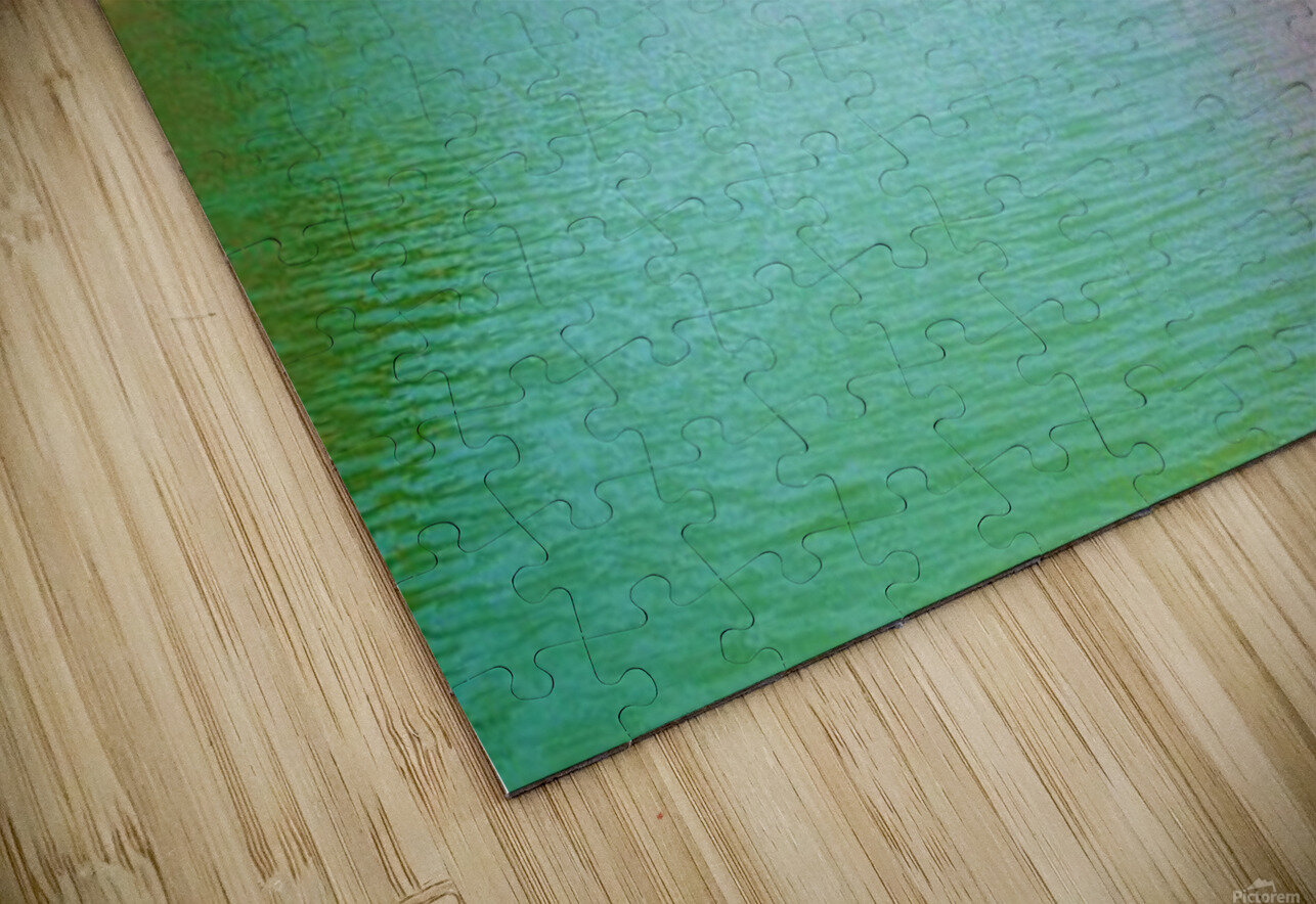 Utah Lake Impression de sublimation métal HD