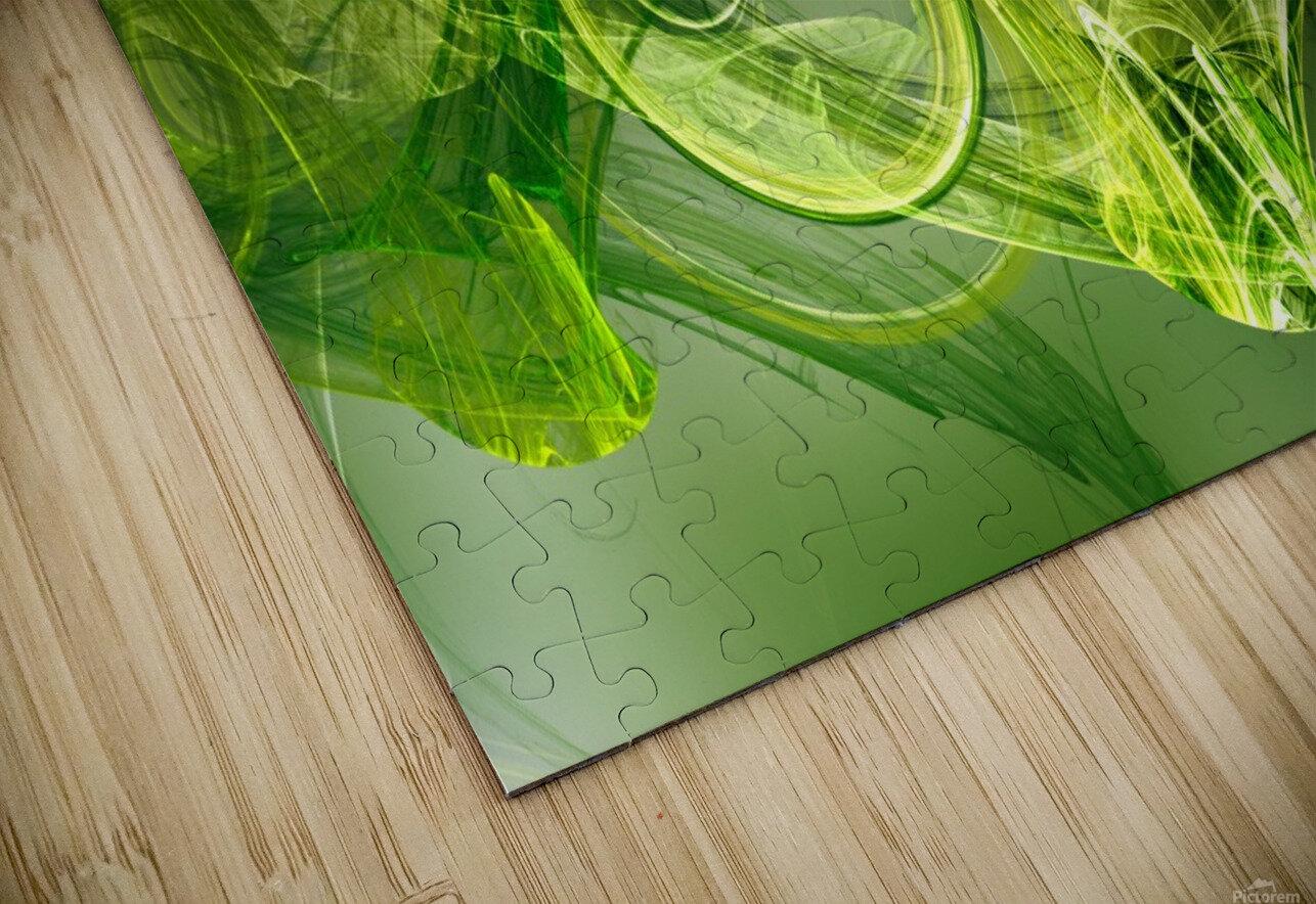 Frog HD Sublimation Metal print