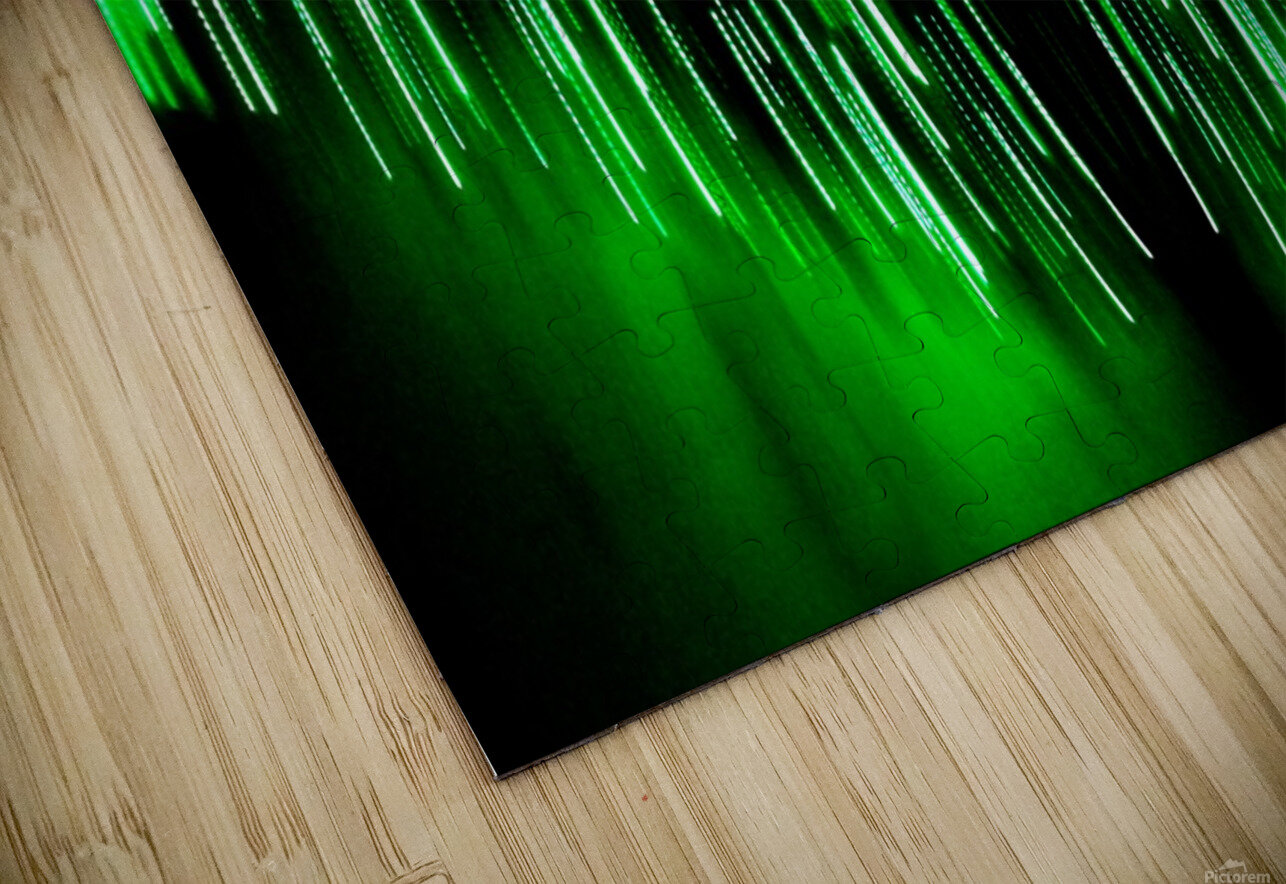 Lights45 HD Sublimation Metal print