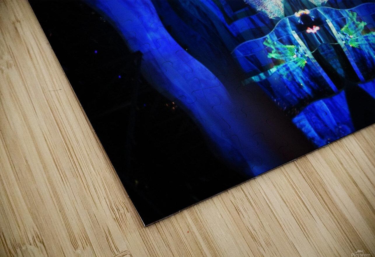Lights12 HD Sublimation Metal print