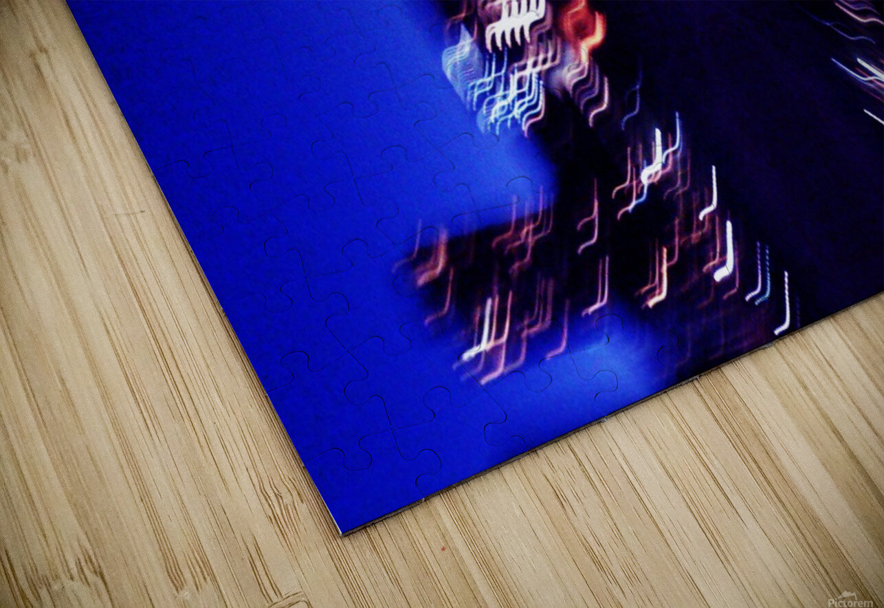 Lights47 HD Sublimation Metal print