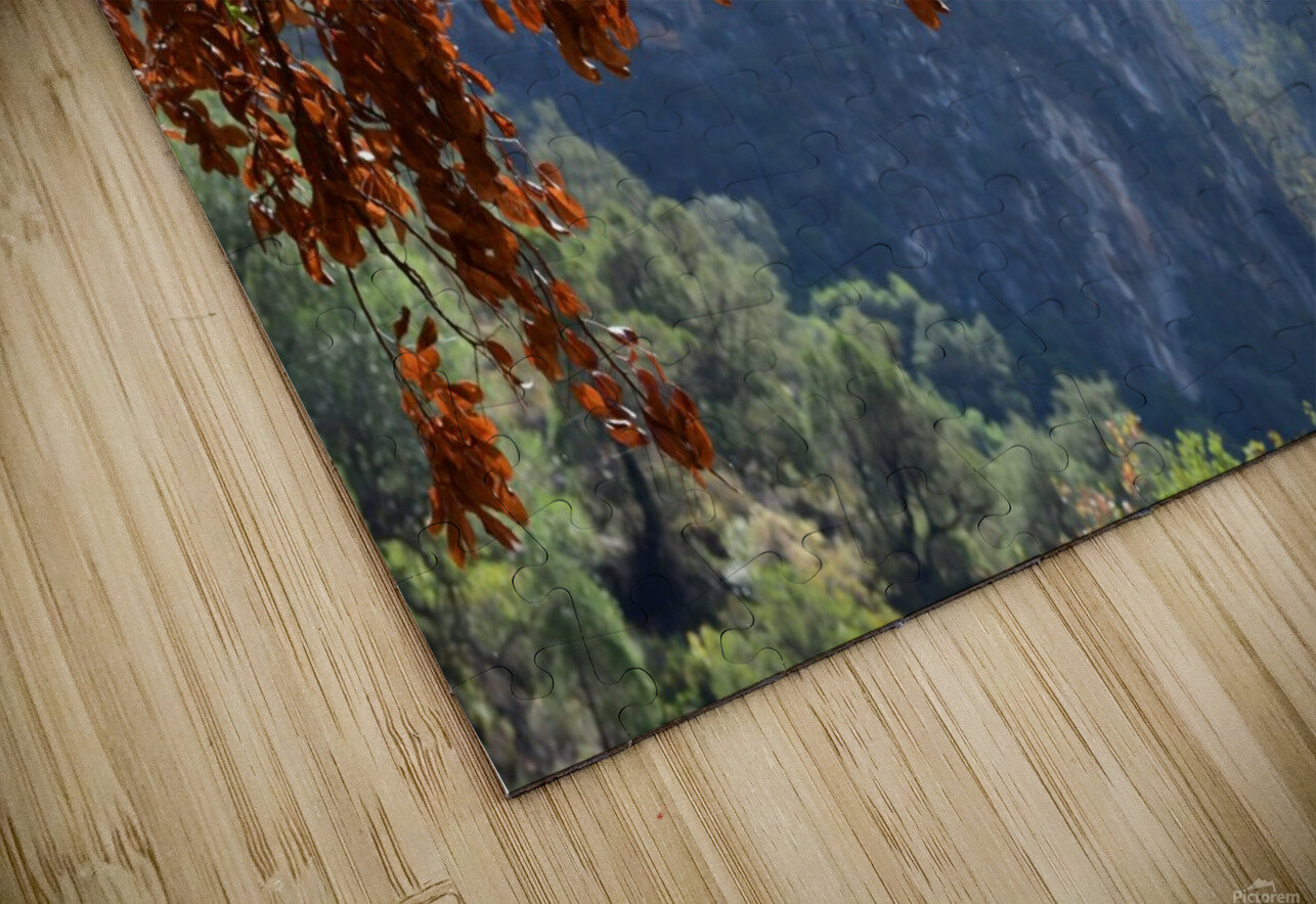 Akchour HD Sublimation Metal print