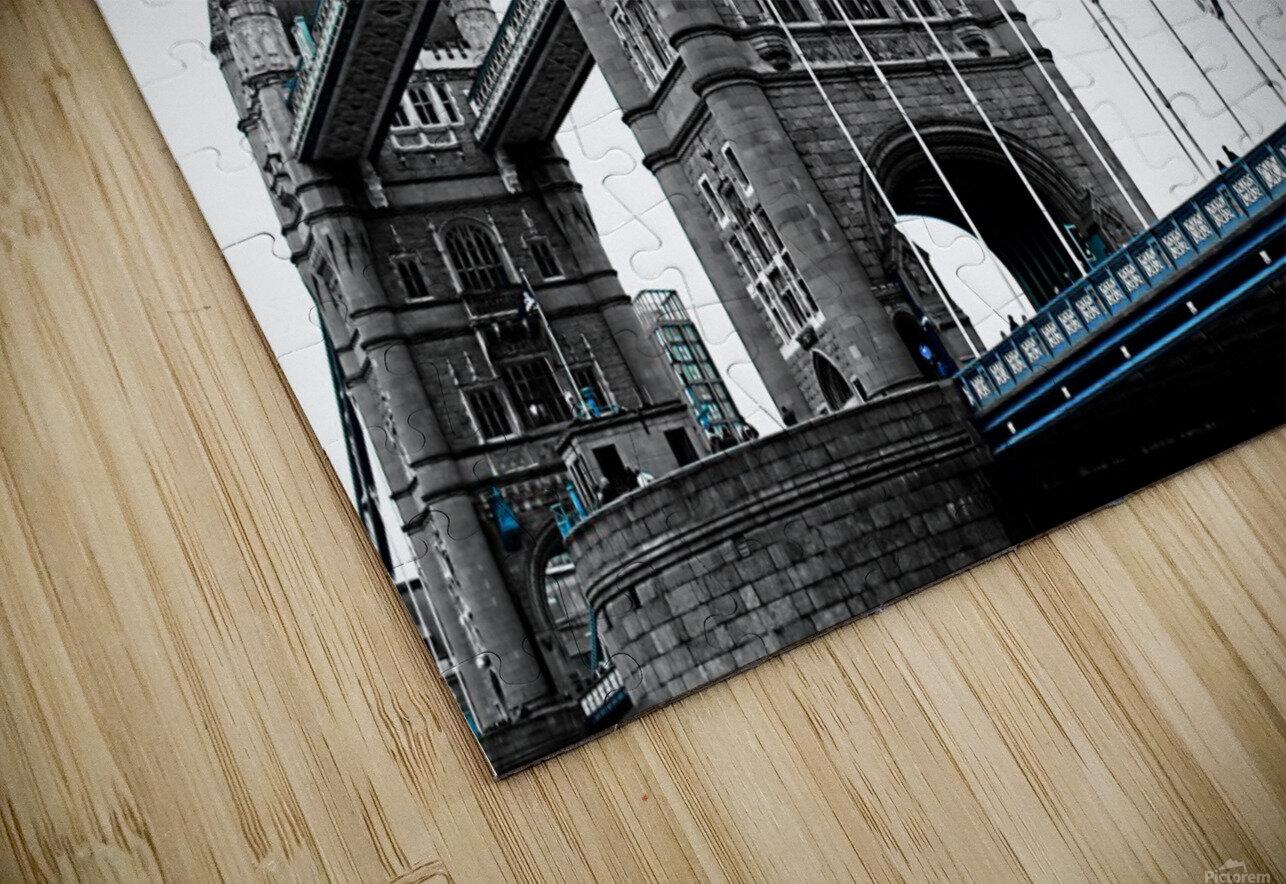 London Tower Bridge HD Sublimation Metal print