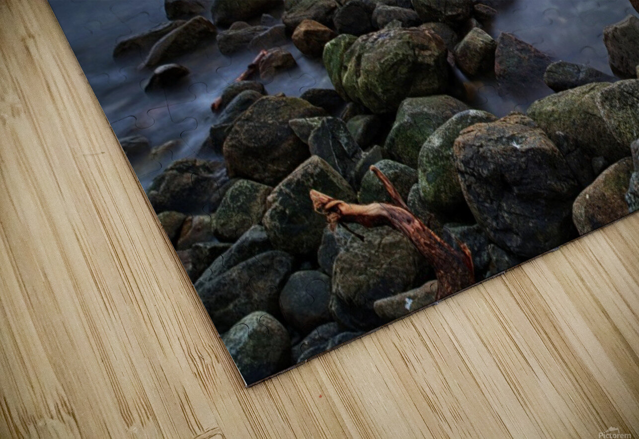 Whytecliff Park HD Sublimation Metal print