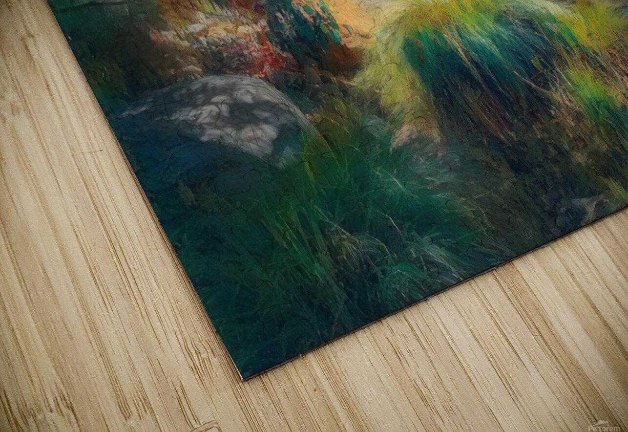 Ojai canyons HD Sublimation Metal print