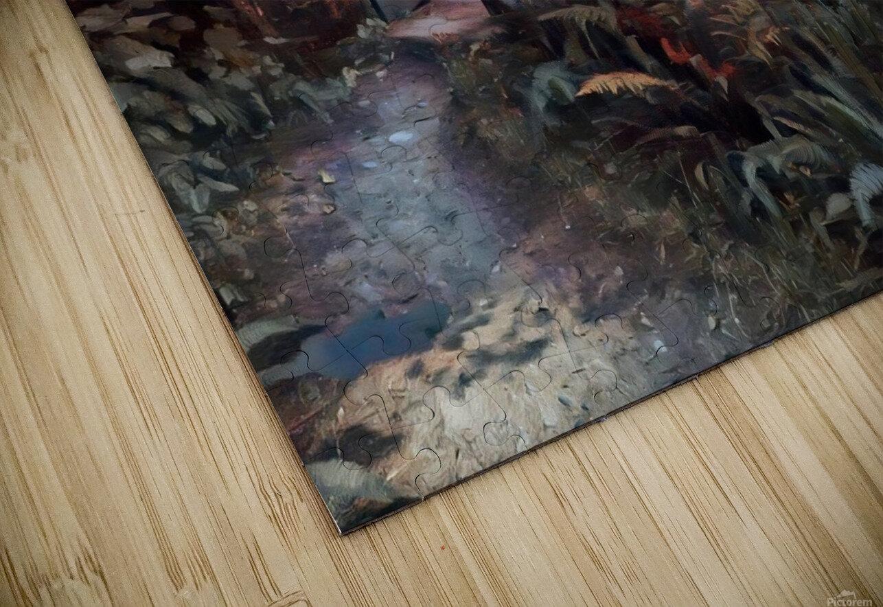 Redwood forrest HD Sublimation Metal print