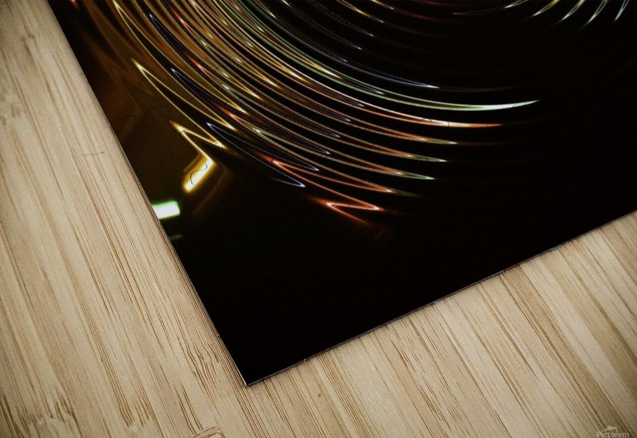 SKYWALKER HD Sublimation Metal print
