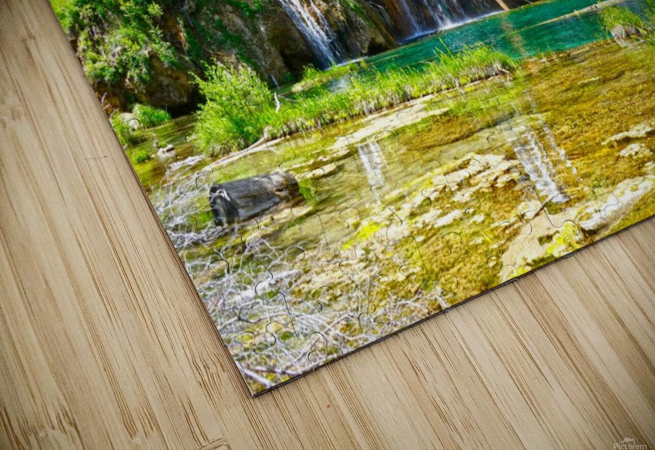 Beautiful Colorado HD Sublimation Metal print