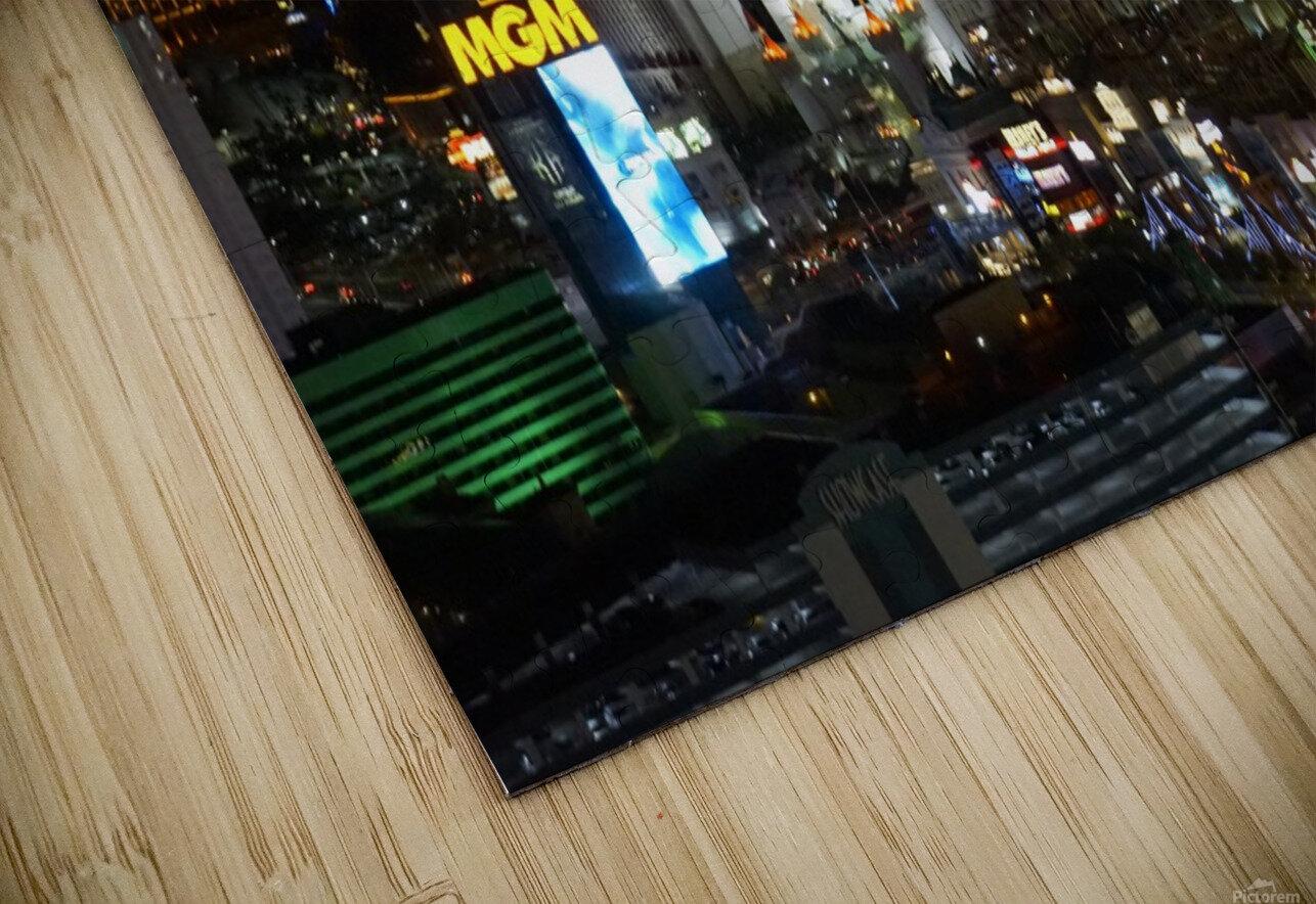 Viva Las Vegas HD Sublimation Metal print
