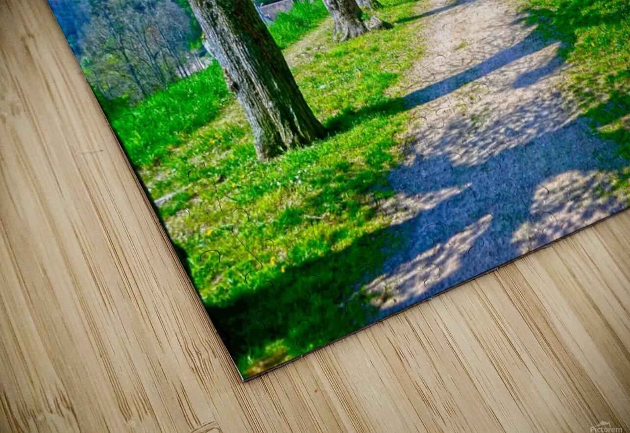 Secret Avallon 4 of 6 HD Sublimation Metal print
