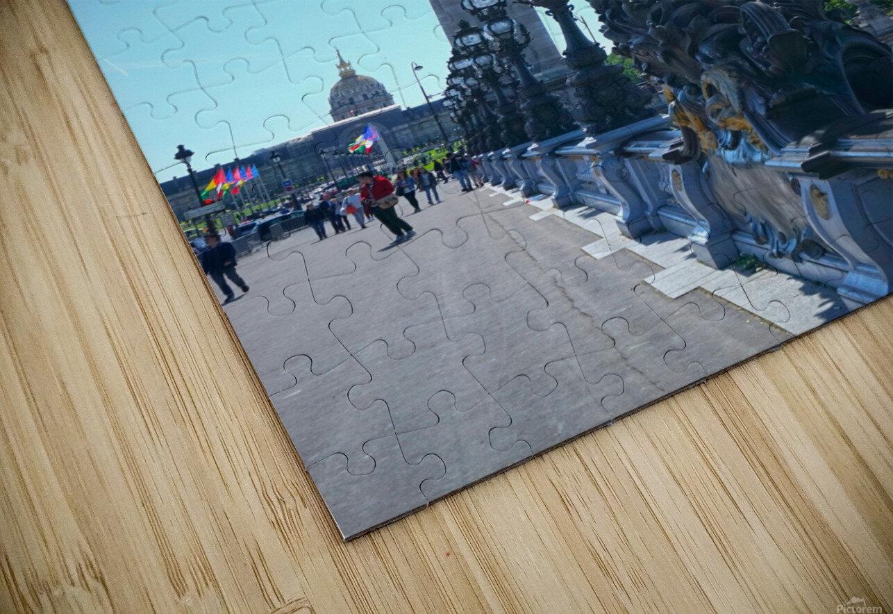 Immortal Paris 4 of 7 HD Sublimation Metal print