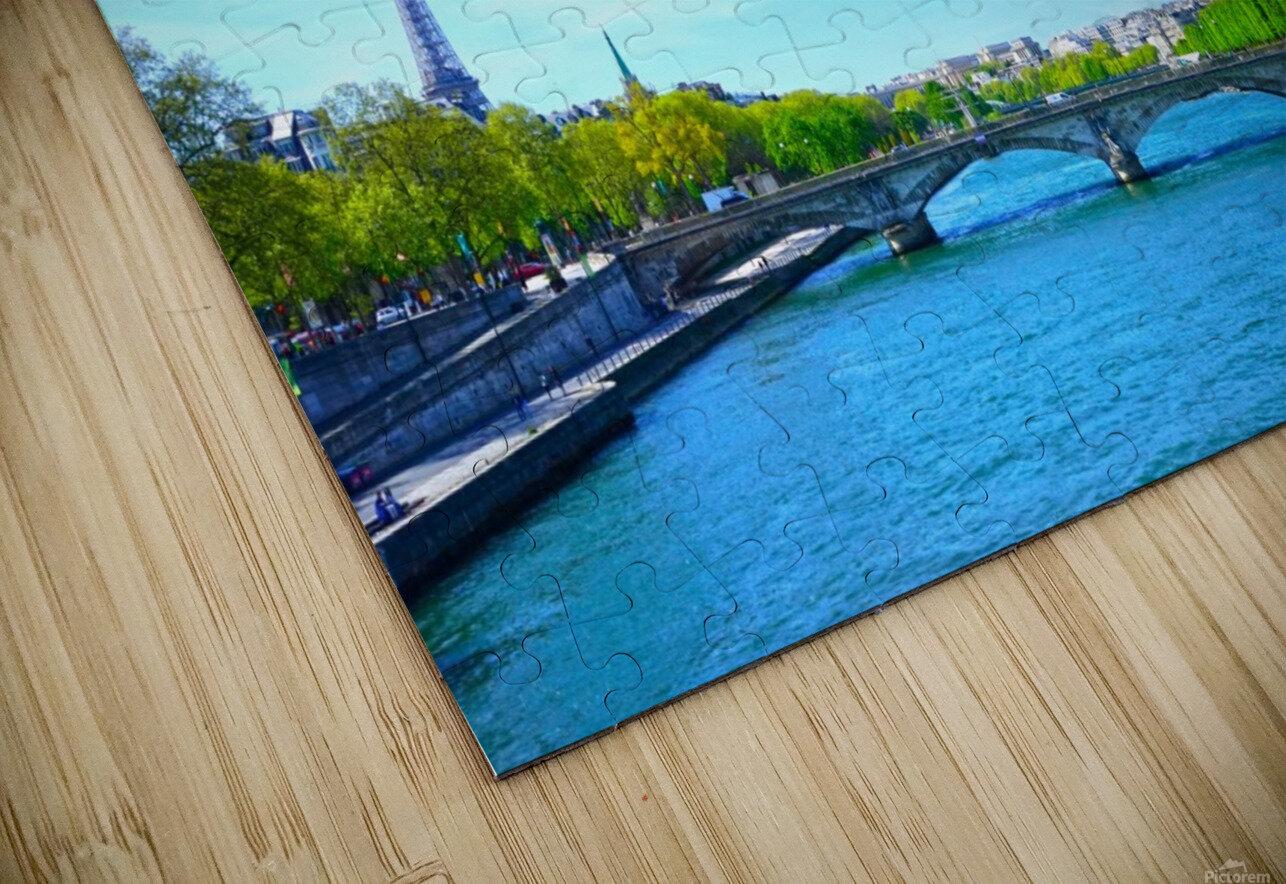 Immortal Paris 5 of 7 HD Sublimation Metal print