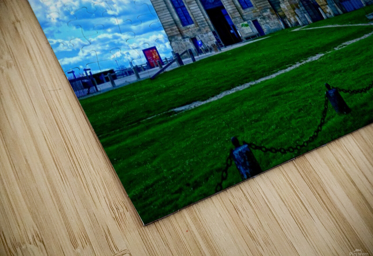 Chateaus of France 8 HD Sublimation Metal print
