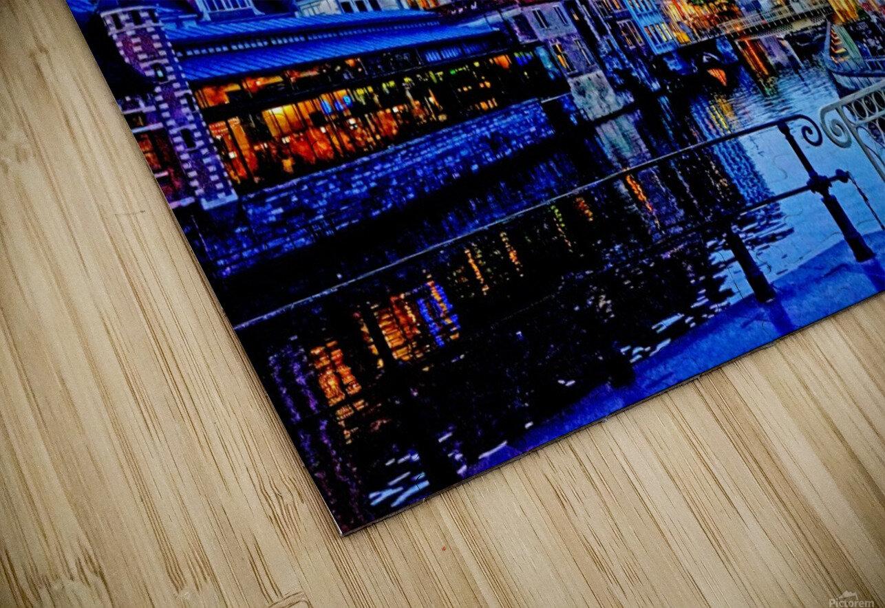 Wondrous Belgium HD Sublimation Metal print