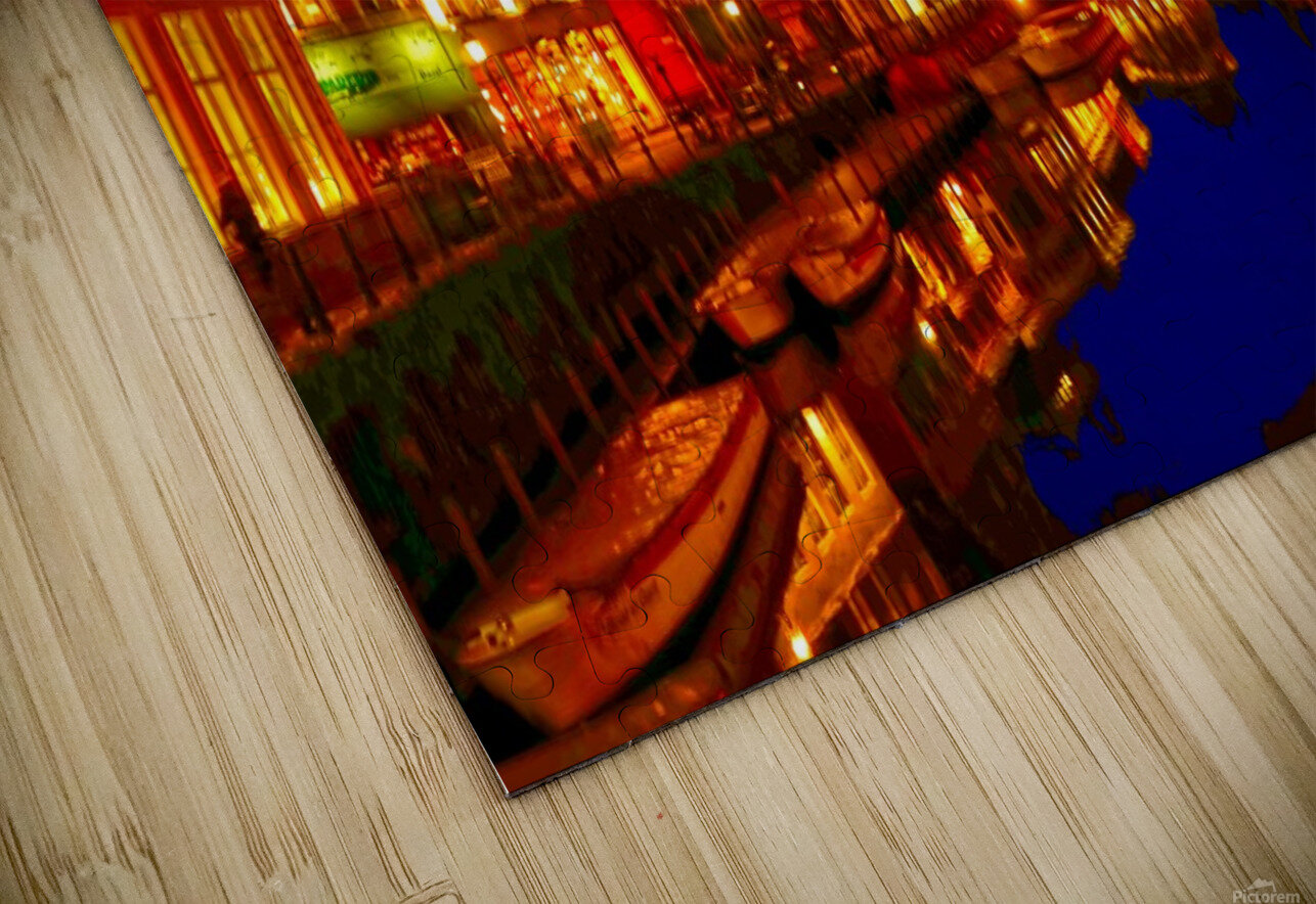 Beautiful Belgium 6 of 7 HD Sublimation Metal print