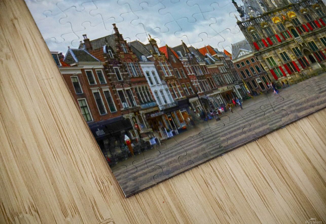 A Dream of the Netherlands 2 of 4 HD Sublimation Metal print