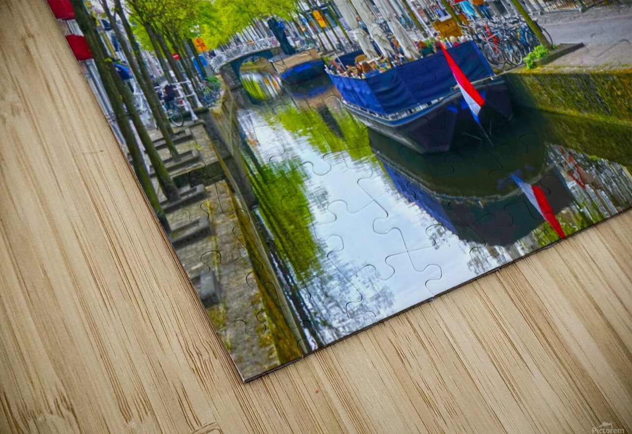 A Dream of the Netherlands 3 of 4 HD Sublimation Metal print