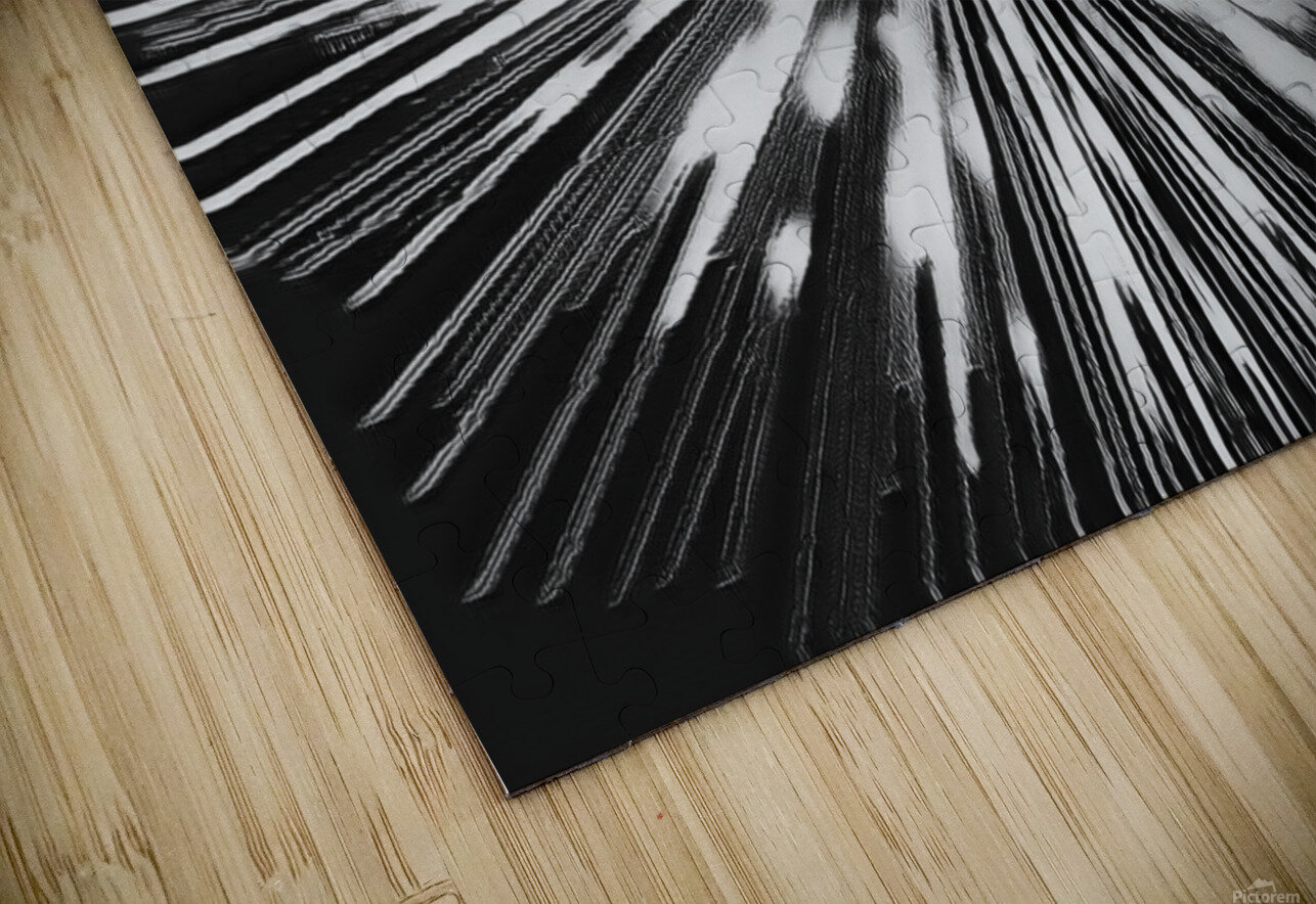 Miracle BNW HD Sublimation Metal print