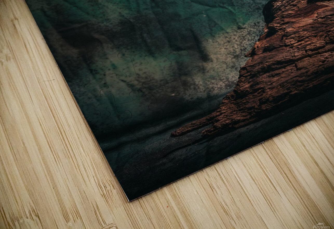 Couleur de sagesse HD Sublimation Metal print