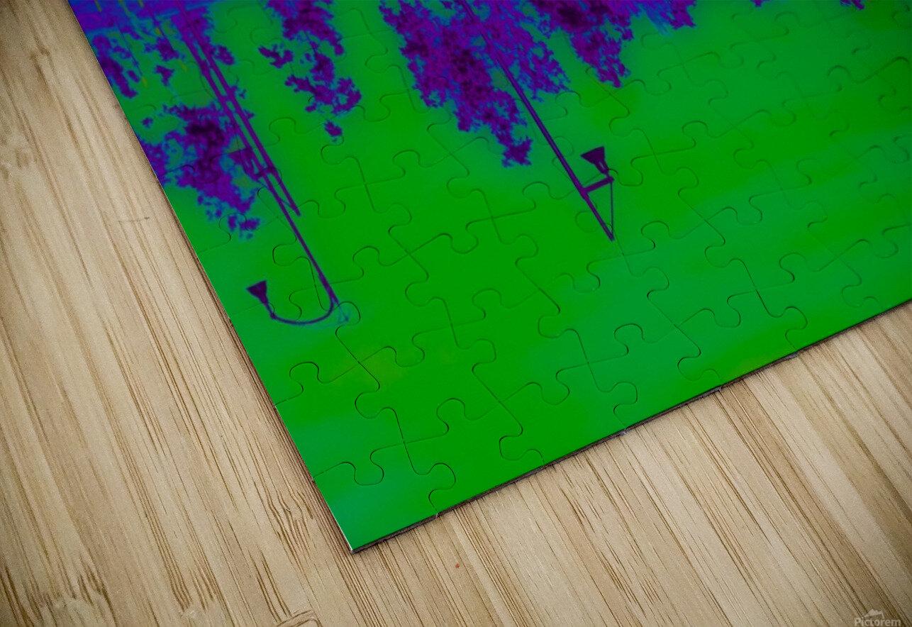 Portal  96  HD Sublimation Metal print