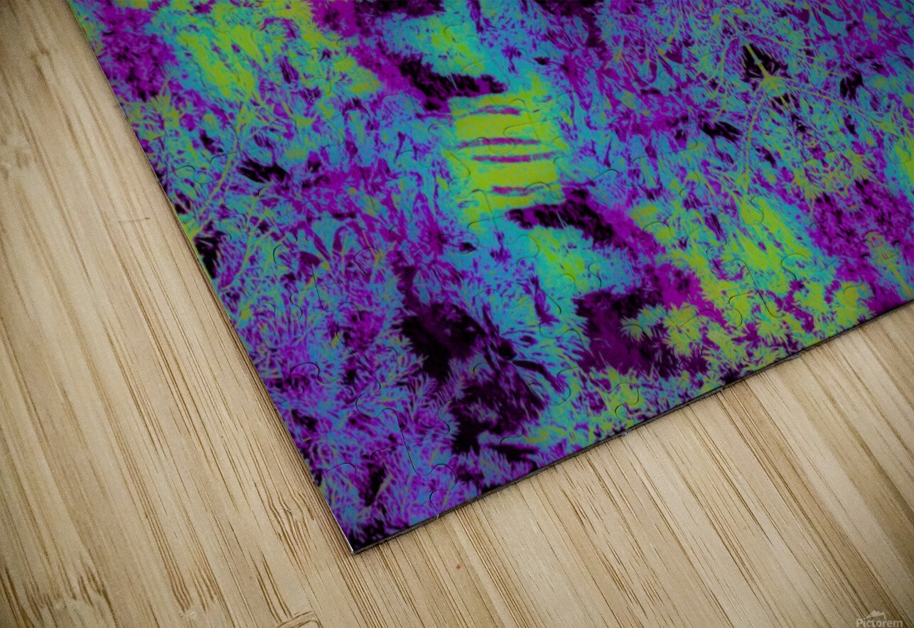 Portal  35  HD Sublimation Metal print