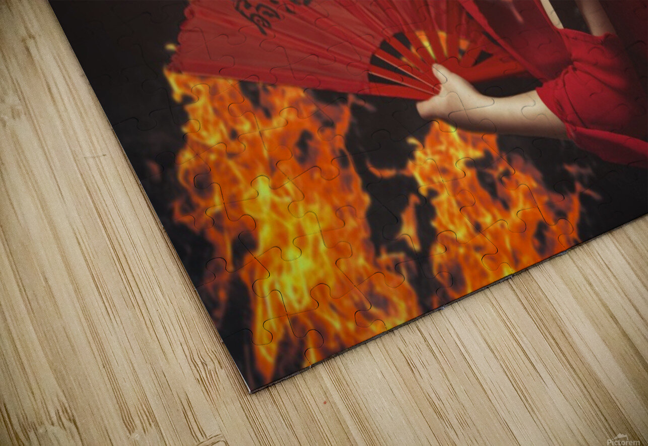 Chi HD Sublimation Metal print