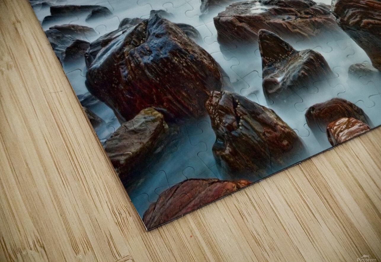 Sea Arch at Crohy Head by Derek Smyth  HD Sublimation Metal print