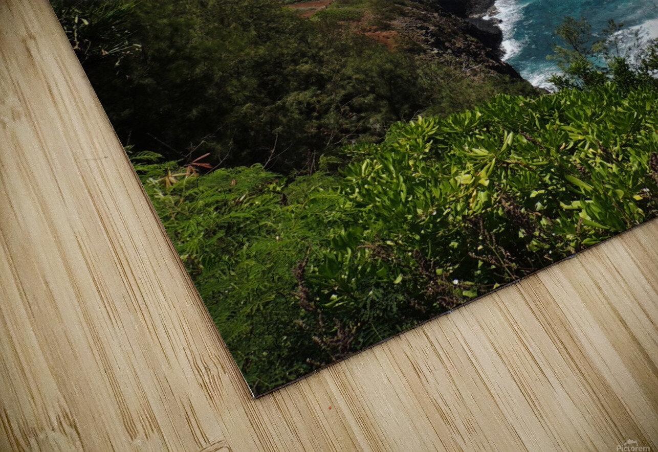 Kauai Lighthouse HD Sublimation Metal print
