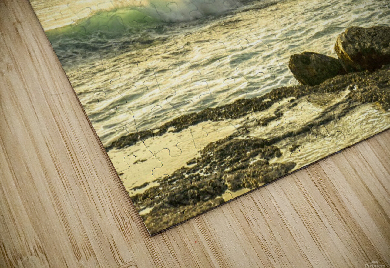 Spring Surge After the Storm HD Sublimation Metal print