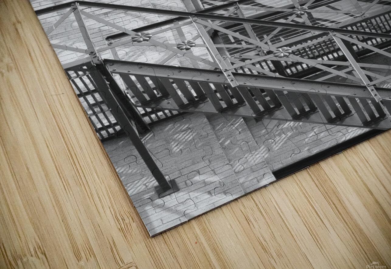 ASCEND DESCEND HD Sublimation Metal print