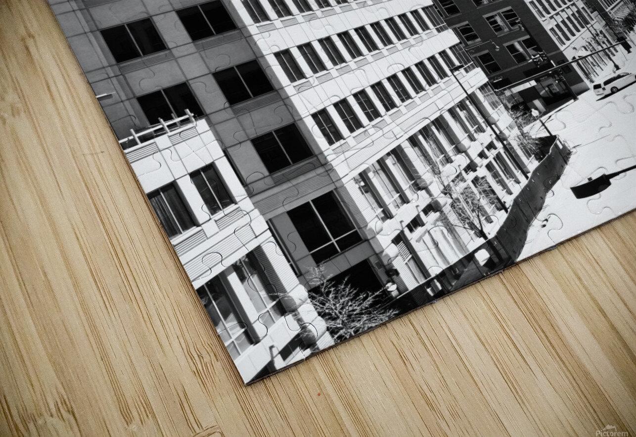 DENVER 2K18 HD Sublimation Metal print