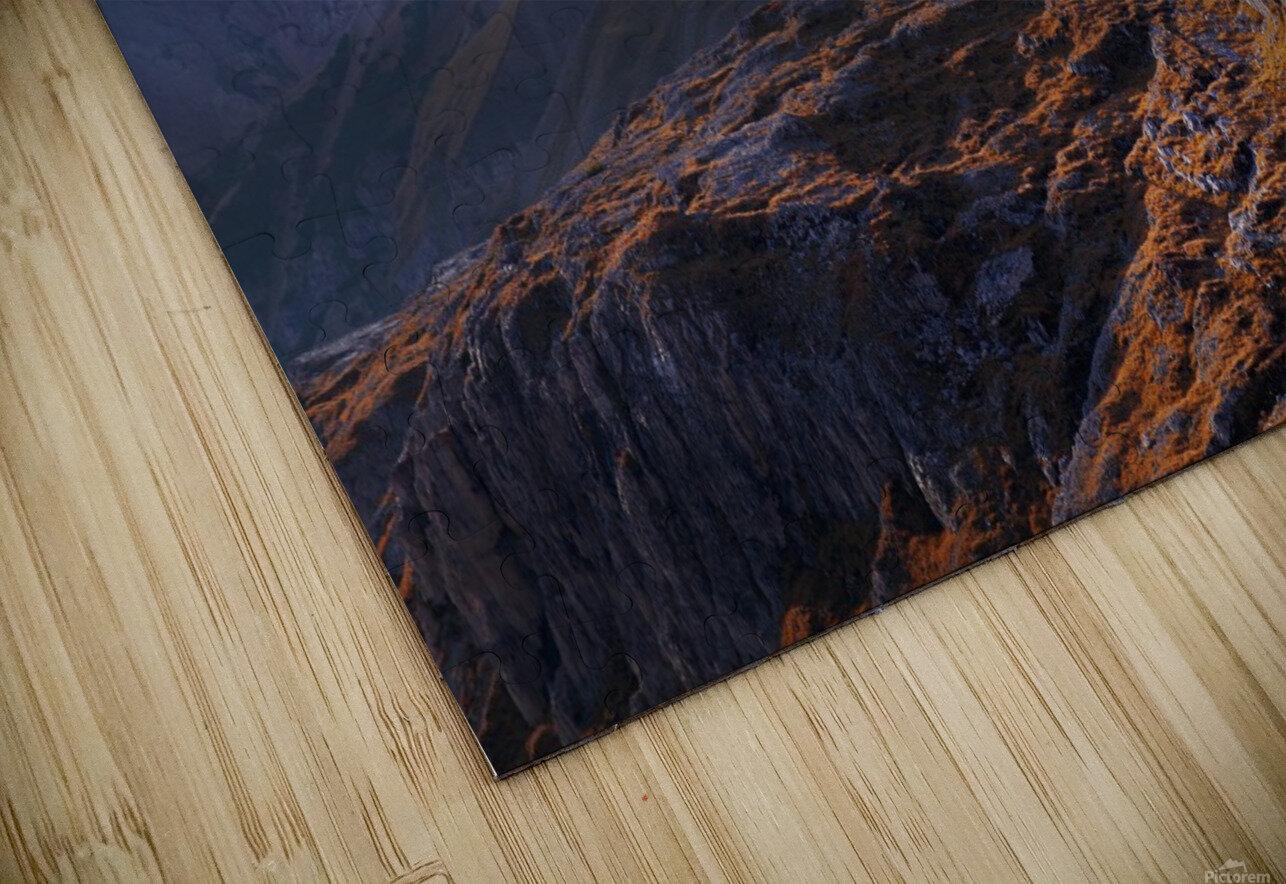 Bergwetter HD Sublimation Metal print