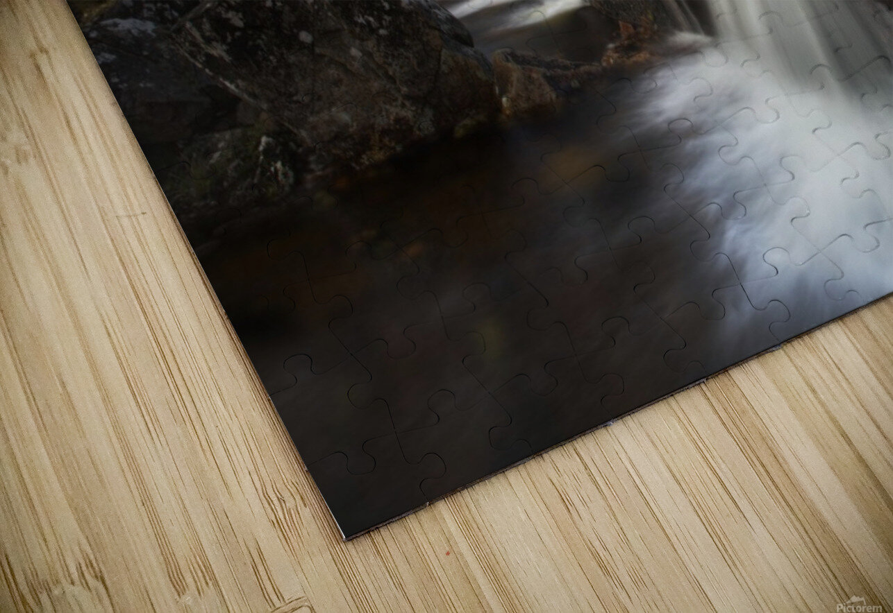 Scotland HD Sublimation Metal print