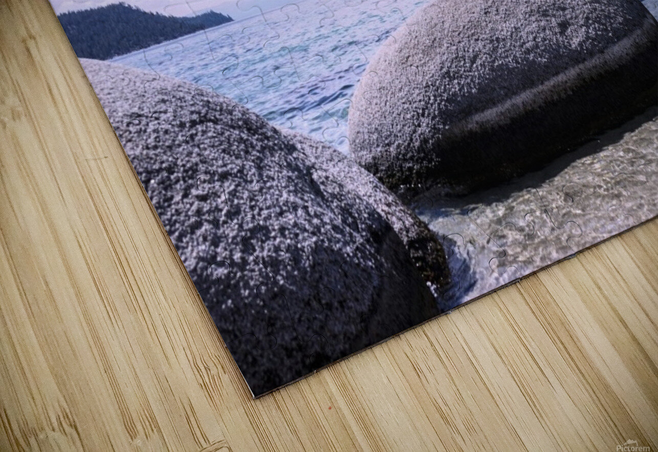 Standing Stones HD Sublimation Metal print