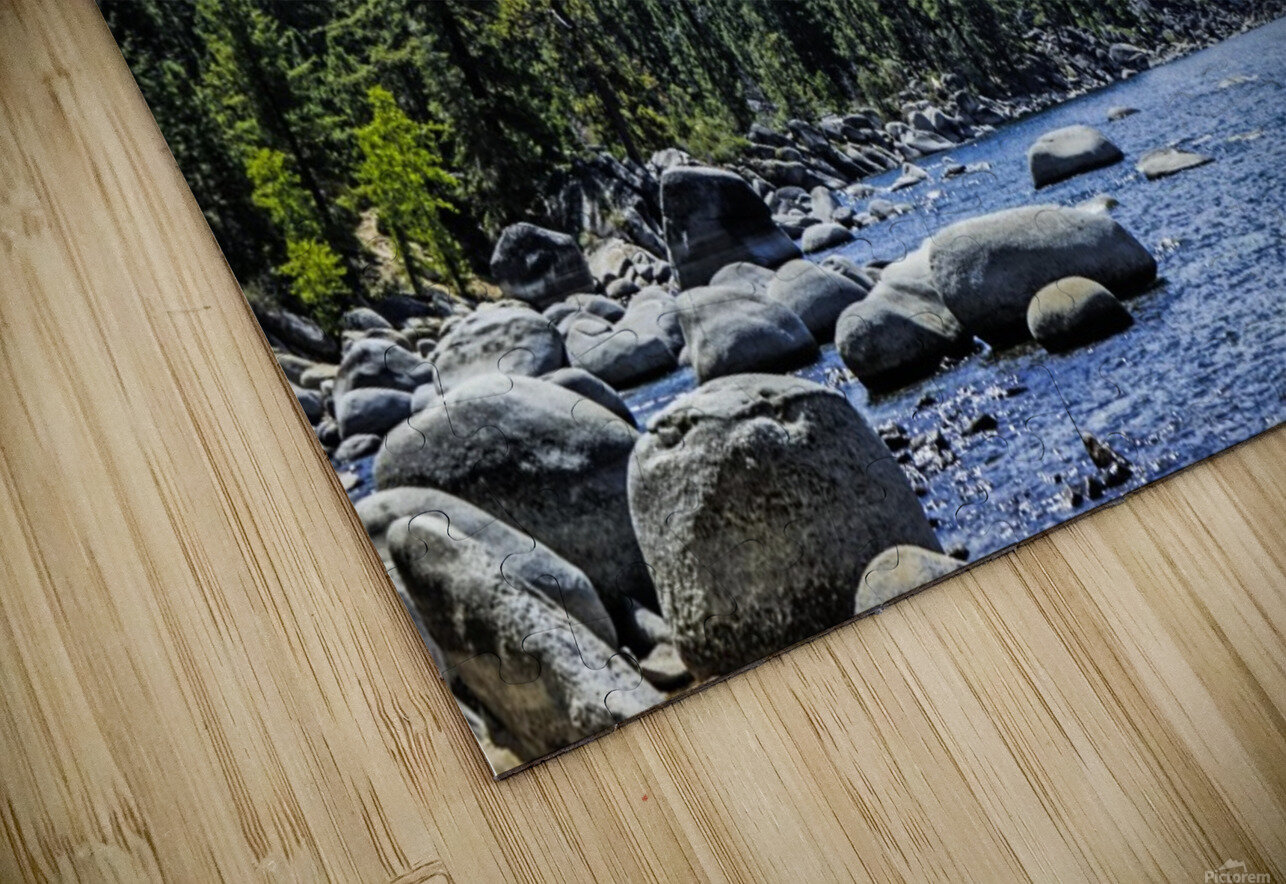 Out West 6 of 8 HD Sublimation Metal print