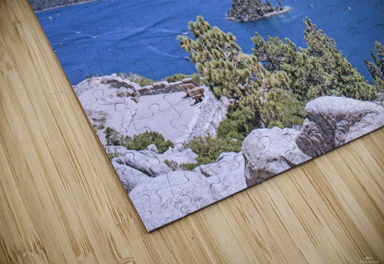 Out West 3 of 8 HD Sublimation Metal print