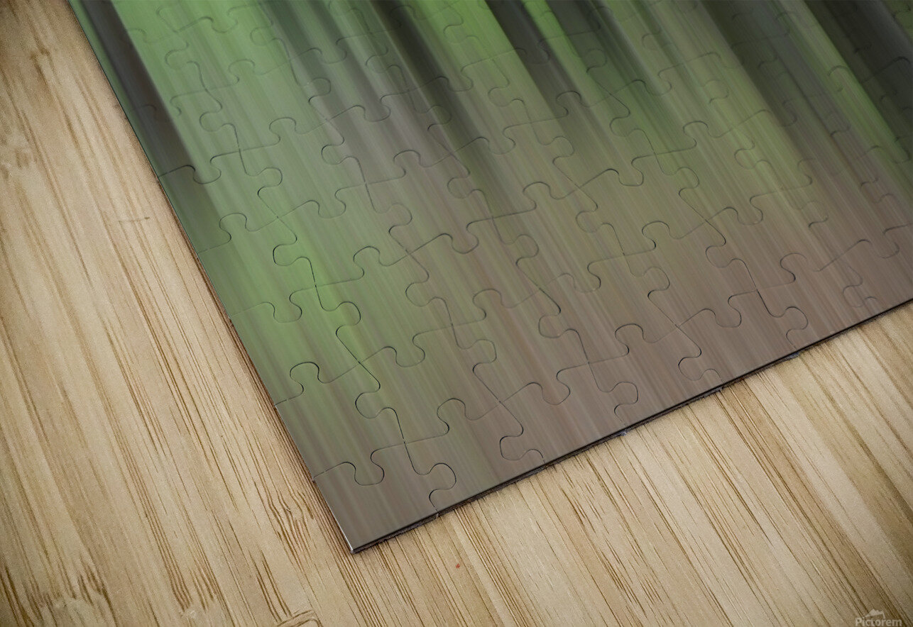 Spring Morning HD Sublimation Metal print
