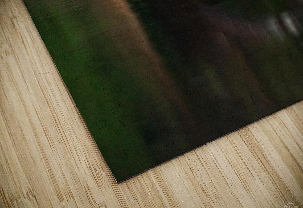 Wesley Allen Shaw 00747 HD Sublimation Metal print