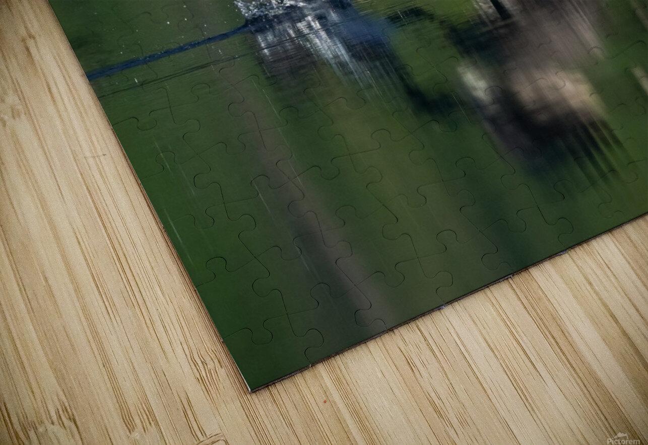 Wesley Allen Shaw 01788 HD Sublimation Metal print
