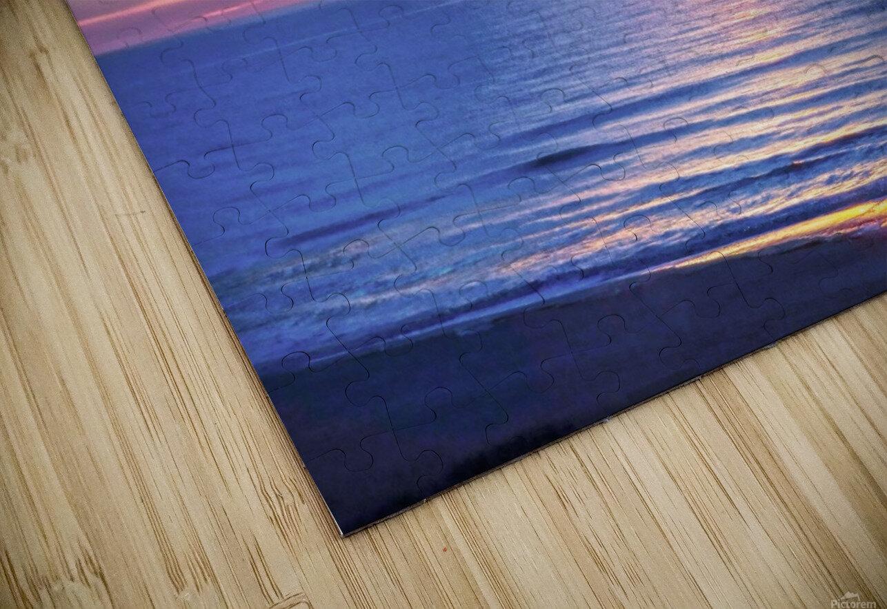 Sunrise over the Atlantic HD Sublimation Metal print