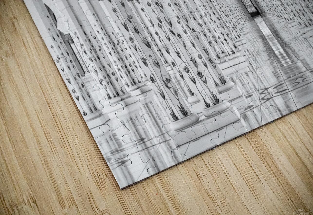 Kind of Symmetry HD Sublimation Metal print