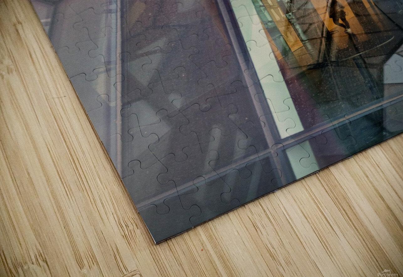 Colour Mosaic HD Sublimation Metal print