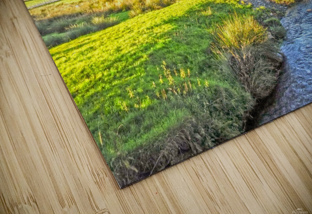 One Day in Wales 3 of 5 HD Sublimation Metal print