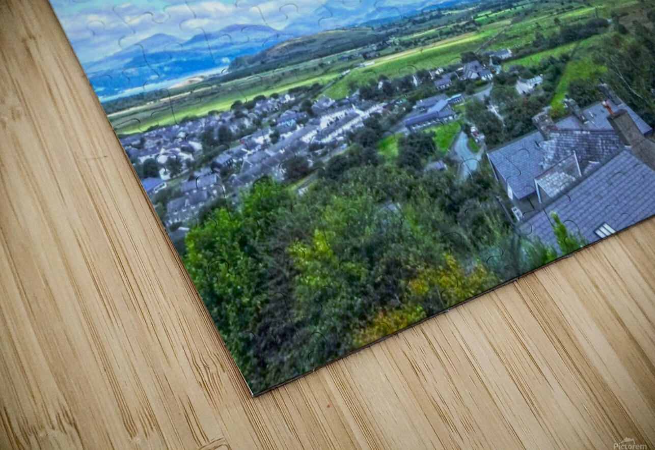 One Day in Wales 2 of 5 HD Sublimation Metal print