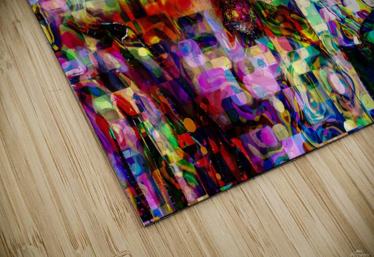 Liz fashion  HD Sublimation Metal print
